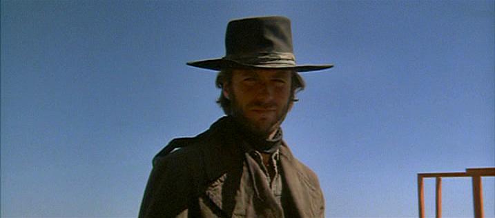 Фильм «Бродяга Высокогорных Равнин» — 1973